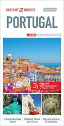 Portugal : Insight Guides Travel Map by Insight Guides (Firm)