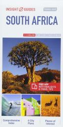 South Africa : Insight Guides Travel Map by Insight Guides (Firm)