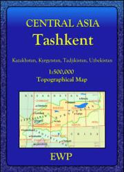 Central Asia : Tashkent by EWP Publications