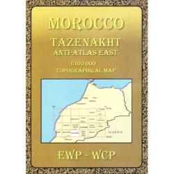 Morocco: Tazenakht Anti-Atlas East by EWP Publications