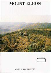 Mount Elgon Map and Guide by EWP Publications