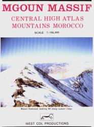 Mgoun Massif Central High Atlas Mountains Morocco by EWP Publications