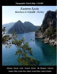Central Lycia Kas and Neighboring Areas by EWP Publications