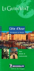 Cote d'Azur, Green Guide, French Edition by Michelin Maps and Guides