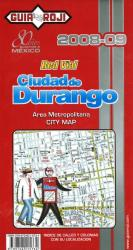 Durango, Mexico by Guia Roji