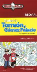 Torreon and Gomez Palaciot, Mexico by Guia Roji