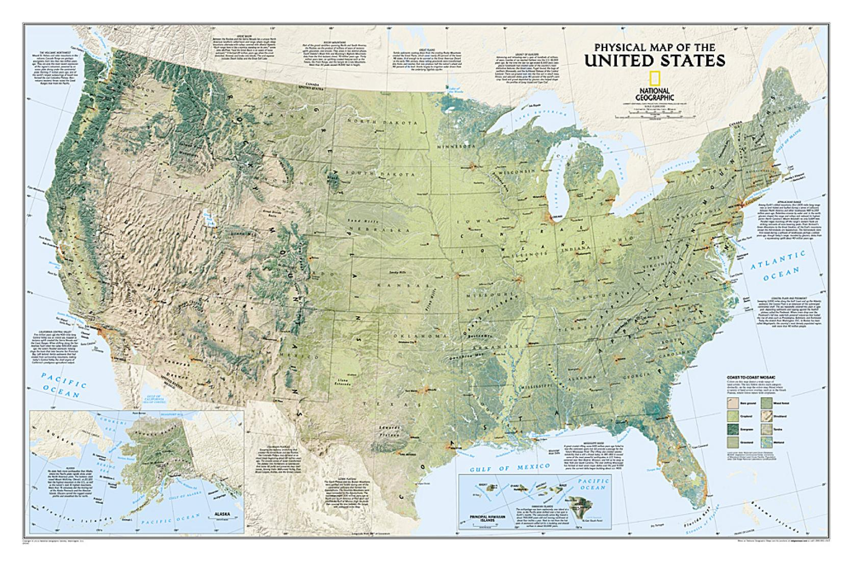 United States Physical Wall Map (38.25 x 25.25 inches) by National on genetic map of mexico, generic map of mexico, climate map of mexico, 15 geographical features of mexico, political map of mexico, natural map of mexico, geography of mexico, geophysical map of mexico, environmental map of mexico, map of cancun mexico, bing maps of mexico, blank map of mexico, tectonic map of mexico, demographic map of mexico, topological map of mexico, qualitative map of mexico, detailed map of mexico, territorial map of mexico, artistic map of mexico, geology map of mexico,