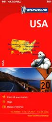 United States (761) by Michelin Maps and Guides