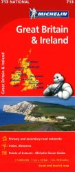 Great Britain and Ireland (713) by Michelin Maps and Guides