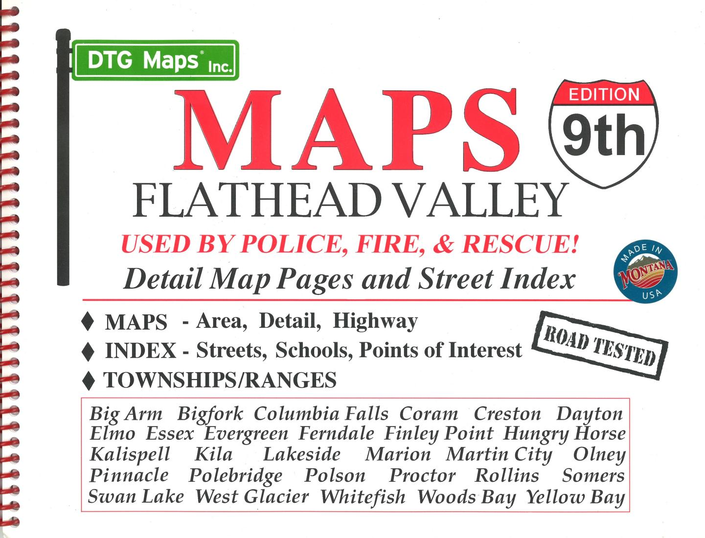 Flathead Valley, Montana Atlas by DTG Maps on street map lowell ma, street map lincoln ne, street map lake havasu city az, street map lake charles la, street map kennewick wa, street map long beach ms, street map janesville wi, street map joplin mo, street map kissimmee fl, street map lubbock tx, street map levittown ny, street map la mesa ca, street map las cruces nm, street map liberty mo, street map lafayette la, street map loveland co, street map of kent wa, street map jamestown nd, street map littleton co, street map longmont co,