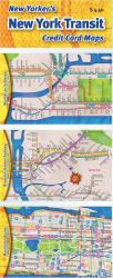Credit Card Maps: New York City Transit Set by Opus Publishing