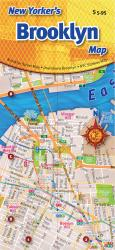 New Yorker's Brooklyn Map by Opus Publishing