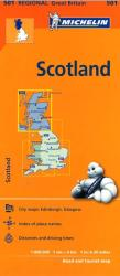 Scotland (501) by Michelin Maps and Guides