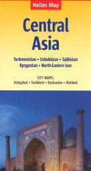 Central Asia by Nelles Verlag GmbH