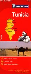 Tunisia (744) by Michelin Maps and Guides