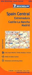 Extremadura, Spain (576) by Michelin Maps and Guides