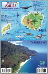 Kauai Reef Creatures Guide by Frankos Maps Ltd.