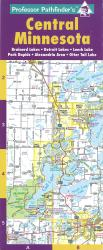 Central Minnesota by Hedberg Maps