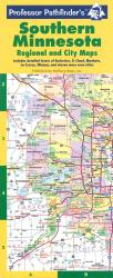 Minnesota, Southern, Regional and City Maps by Hedberg Maps