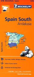 Spain, Southern, Andalucia (578) by Michelin Maps and Guides