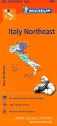 Italy, Northeast (562) by Michelin Maps and Guides