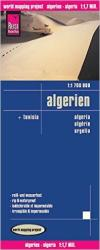 Algeria and Tunisia by Reise Know-How Verlag