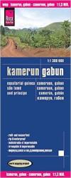 Cameroon and Gabon by Reise Know-How Verlag