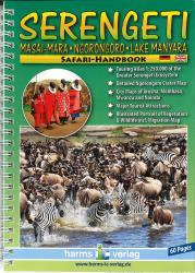 Serengeti, Safari-Handbook by Harms IC Verlag