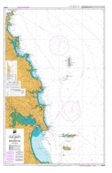 CAPE BRETT TO BREAM TAIL (NZ521) by Land Information New Zealand (LINZ)