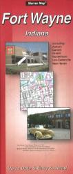 Fort Wayne, Indiana by The Seeger Map Company Inc.