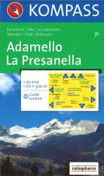 Adamello La Presanella by Kompass
