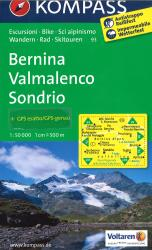Bernina Valmalenco Sondrio by