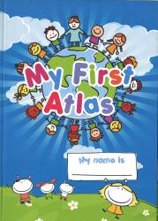 My First Atlas by MapXL, Inc.