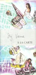 My Vienna: A la Carte by A la Carte Maps