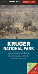 Kruger National Park Travel Map by New Holland Publishers