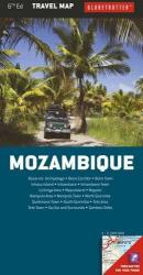 Mozambique Travel Map by New Holland Publishers