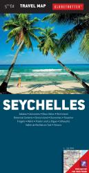 Seychelles, Travel Map by New Holland Publishers