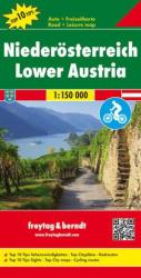 Austria, Lower by Freytag-Berndt und Artaria