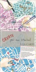 Create your own Istanbul : A la Carte Map by A la Carte Maps