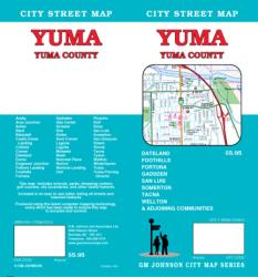 Yuma and Yuma County, Arizona by GM Johnson