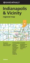Indianapolis, Indiana and Vicinity Regional by Rand McNally