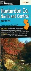 Hunterdon County, North and Central, New Jersey by Kappa Map Group