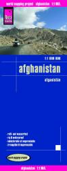 Afghanistan by Reise Know-How Verlag