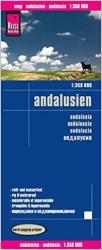 Andalusia, Spain by Reise Know-How Verlag