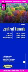 Canada, Central by Reise Know-How Verlag