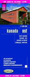 Canada, Eastern by Reise Know-How Verlag