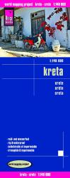 Crete, Greece by Reise Know-How Verlag