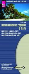 Dominican Republic and Haiti by Reise Know-How Verlag