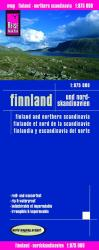 Finland and Northern Scandinavia by Reise Know-How Verlag