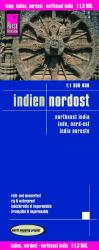 India, Northeast by Reise Know-How Verlag